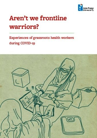 Frontline workers cover
